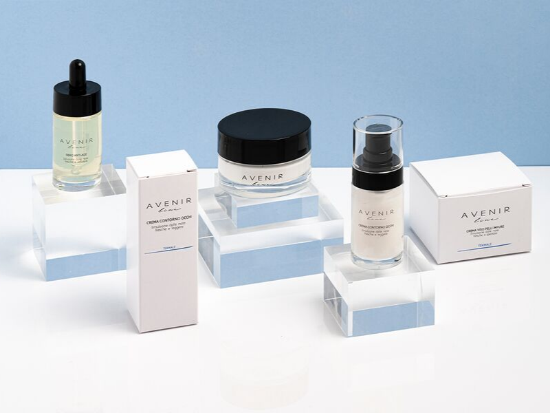 Avenir Line: the natural essence of cosmetic products