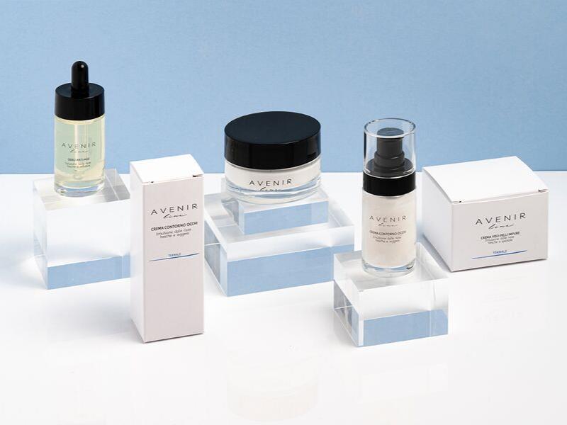 Avenir Line: die natürliche Essenz von Kosmetikprodukten