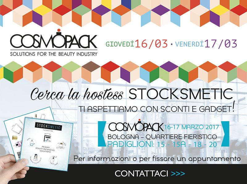 Ci vediamo a Cosmopack?
