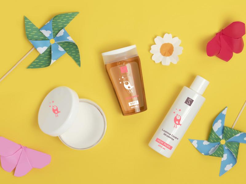 Bambini e prodotti cosmetici: un trend in crescita