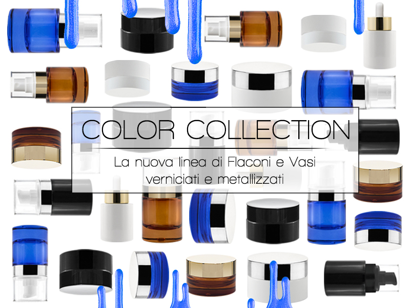 Nasce la nuova Color Collection di Stocksmetic
