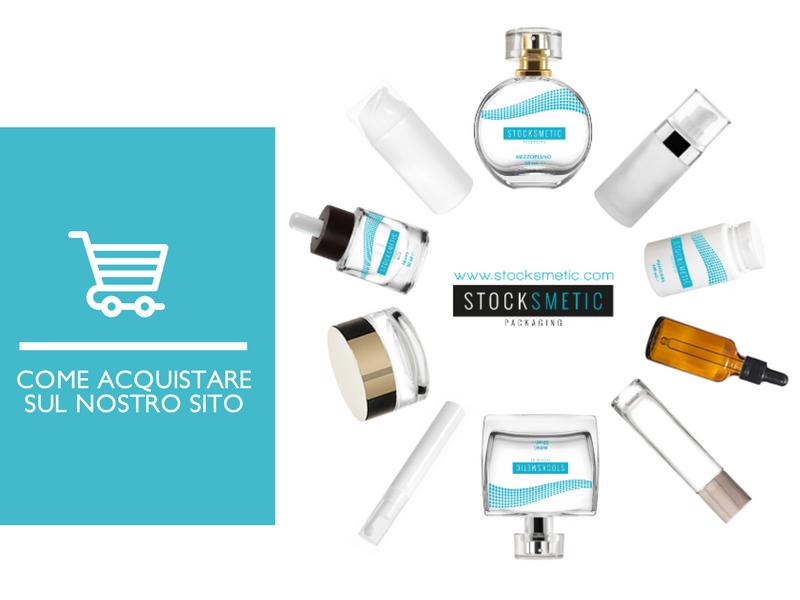 Stocksmetic Packaging: i tuoi flaconi e vasi con un semplice click!