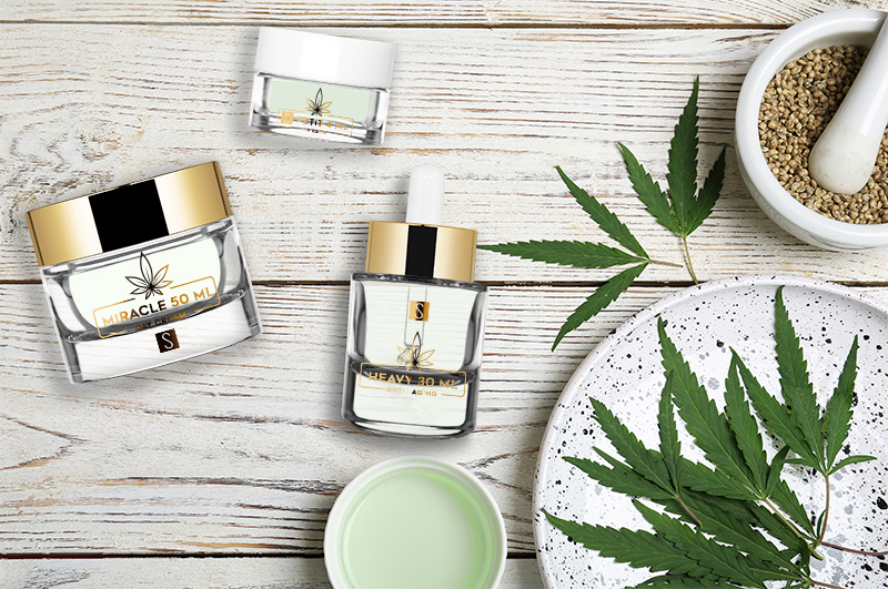 Cosmetici a base di canapa: la nuova frontiera della bellezza