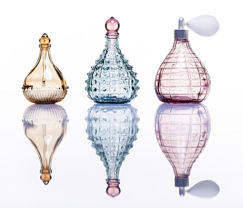 Scent of springtime? Choose glass bottles for your own fragrance line