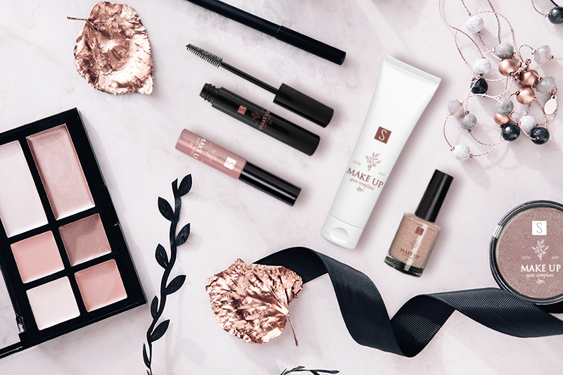 Make-up: all the news about innovative formulations and packaging