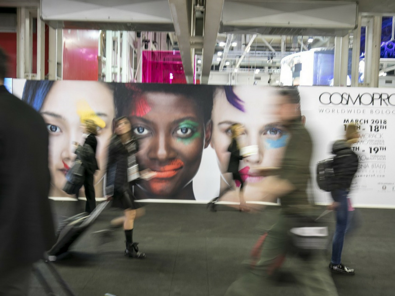 Cosmoprof 2018, data and trends