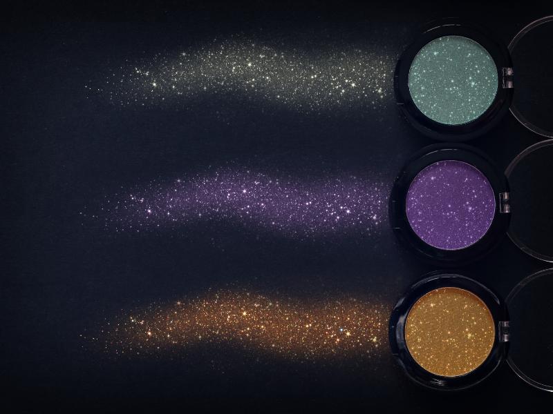 Es la manía del glitter: la nueva tendencia para un maquillaje único