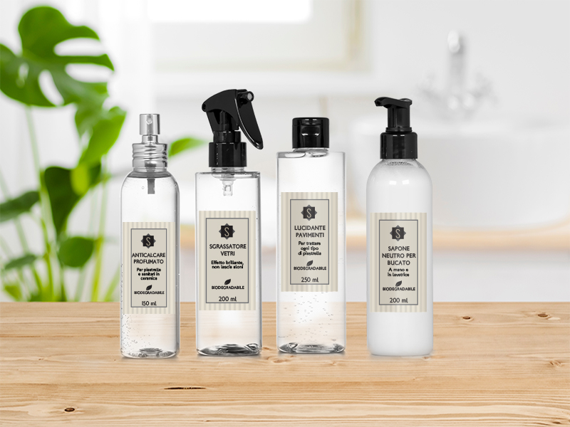 Home Beauty: home care products which respect the environment