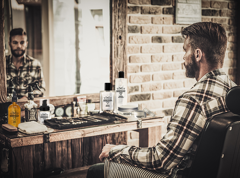 HOW TO REALIZE BARBER PRODUCTS FOR BEARD AND MUSTACHE CARE