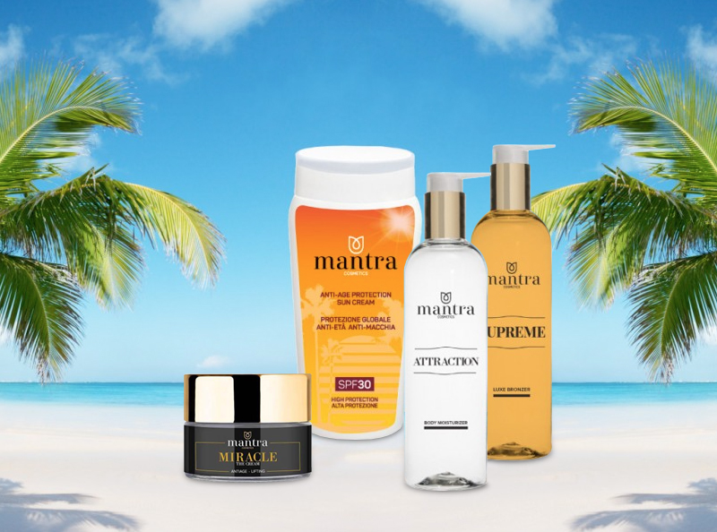 MANTRA COSMETICS takes care of your wellness