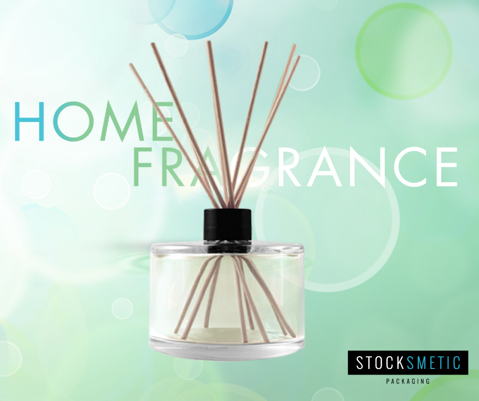 Home Fragrances: create your own custom line with Stocksmetic Packaging