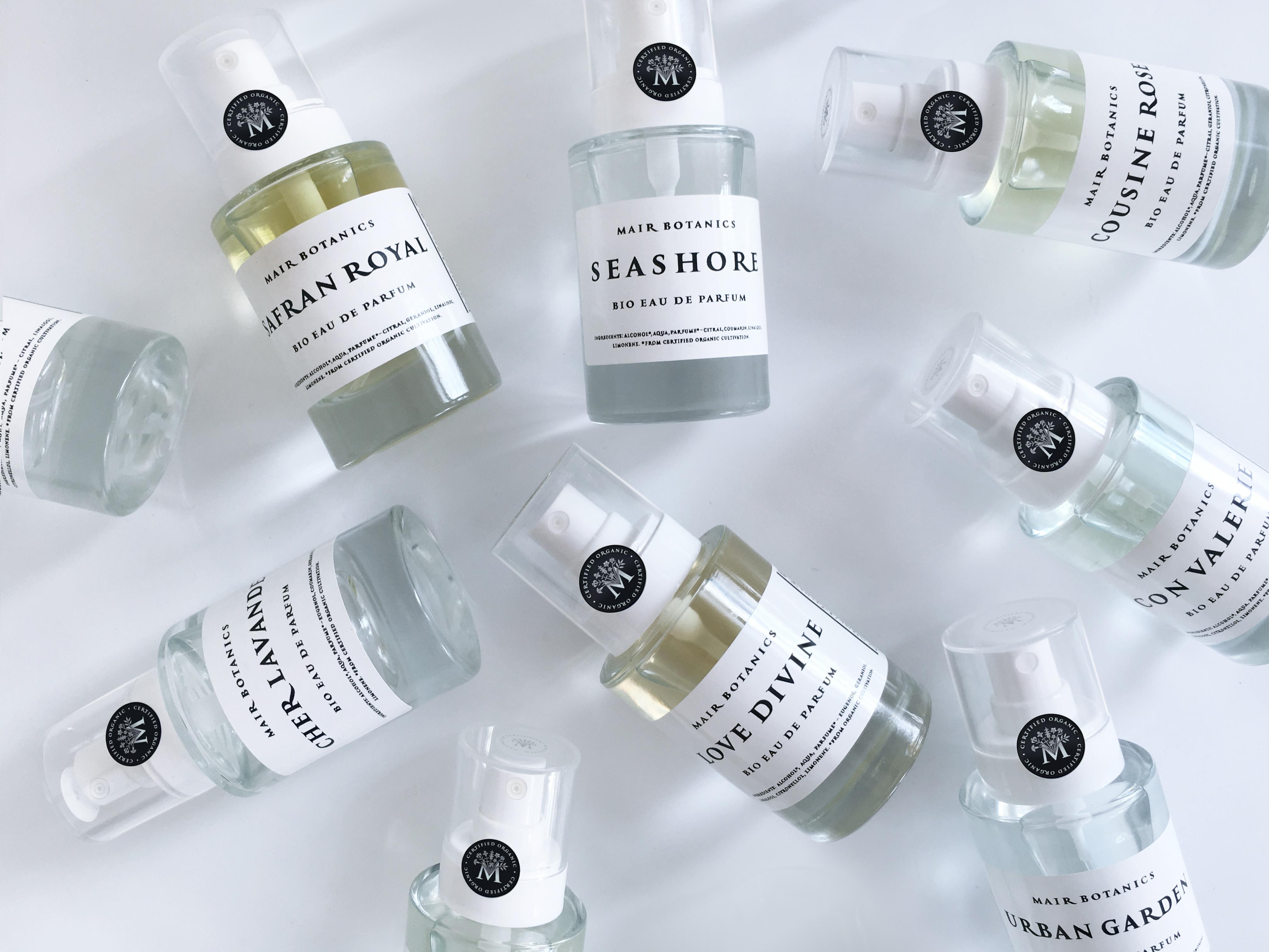 Mair Botanics: Bio Perfume Production