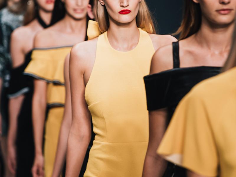 Los looks de belleza de las pasarelas italianas F/W 2021/22