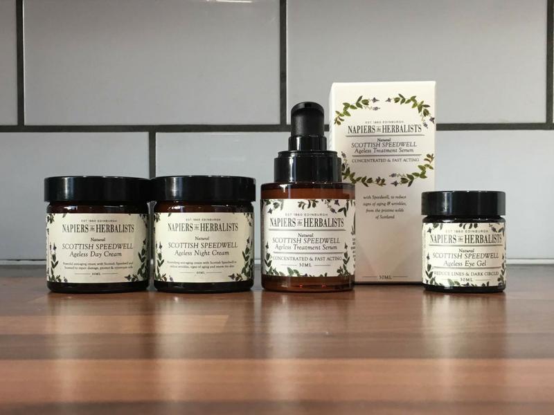 Napiers The Herbalists: botanische Produkte mit jahrhundertealter Tradition