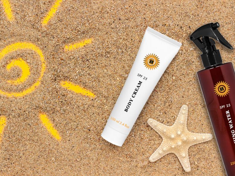 Sonnenschutzprodukte: der richtige Schutz vor der Sonne