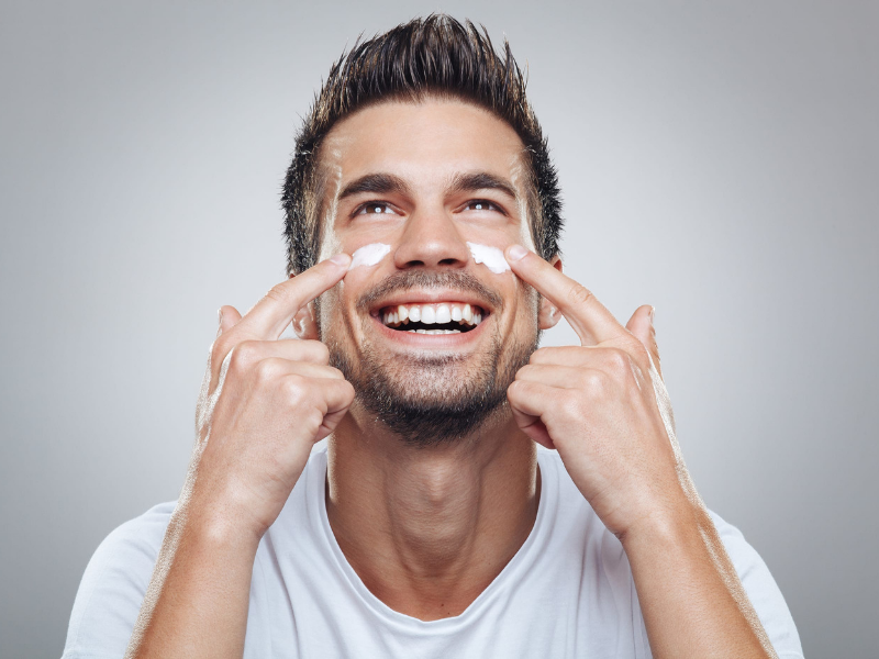 Rutina de belleza masculina: productos para una piel sana