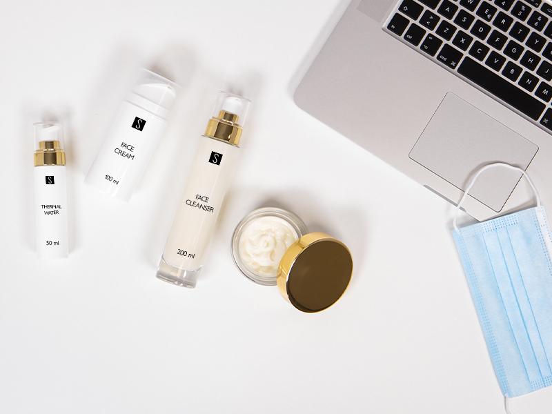 Wie sich die Schönheitsroutine in den Tagen von Covid-19 ändert: alle Kosmetika zum Schutz der Haut beim Tragen einer schützenden Gesichtsmaske