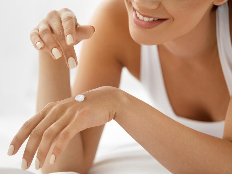 Schönheitsbehandlungen für perfekte Hände