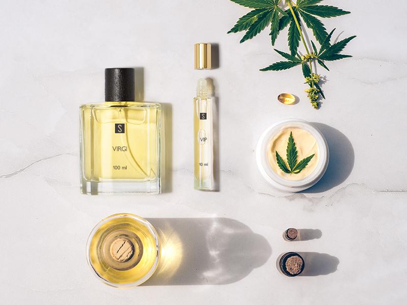 Hemp fragrances: a new concept of olfactory beauty