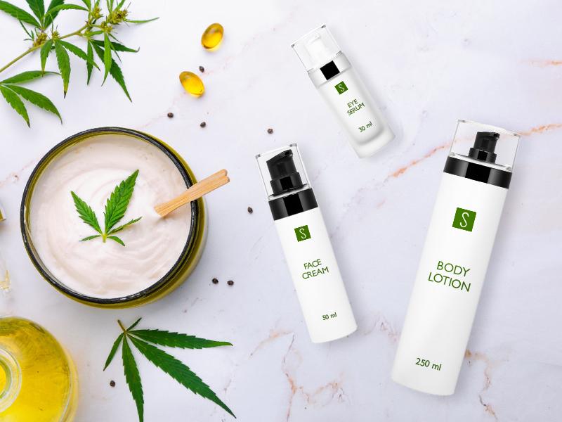 Tendencias de belleza 2020: cosméticos CBD para una piel perfecta