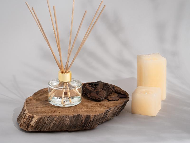 Home Fragrance und Interior Design: die perfekte Mischung, um verschiedene Räume einzurichten