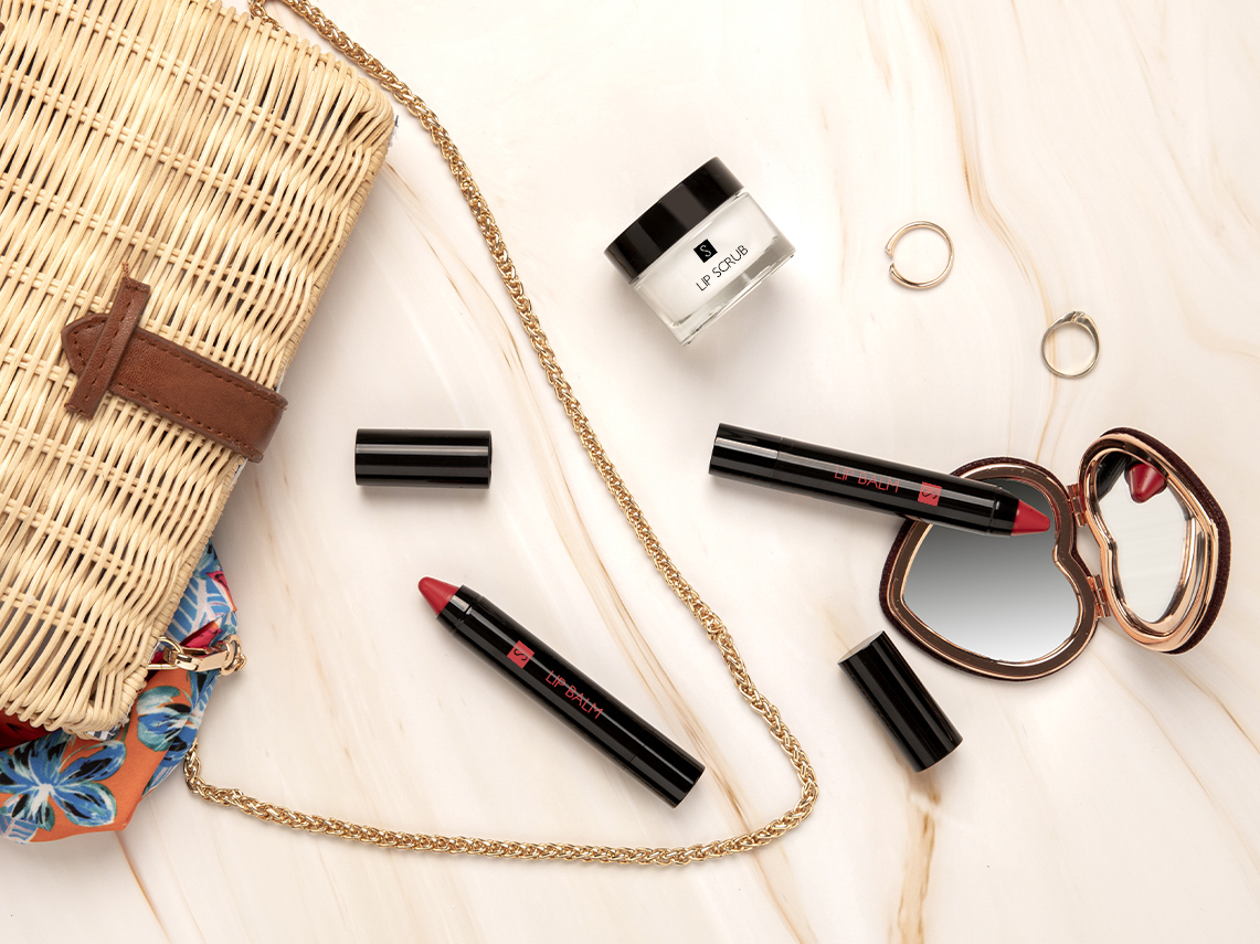 The beauty routine for your lips
