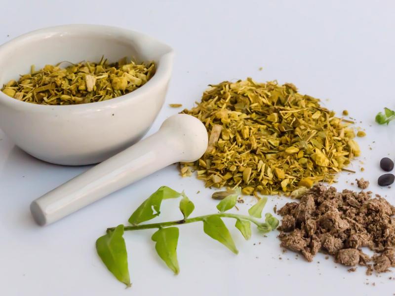 Productos herbales: cuando la naturaleza ayuda al equilibrio físico
