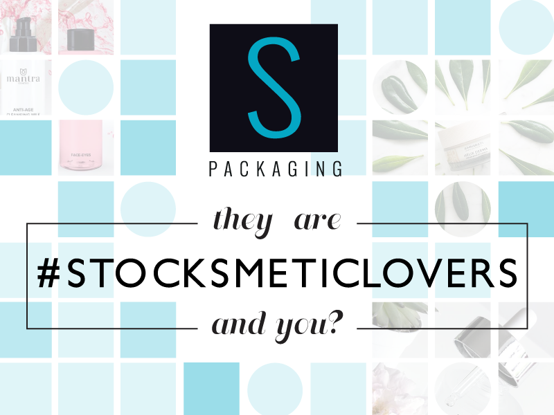#STOCKSMETICLOVERS: Share your pack!