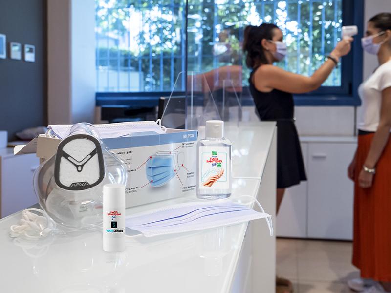Sezione Igiene & Sicurezza: tutti i prodotti per la protezione personale