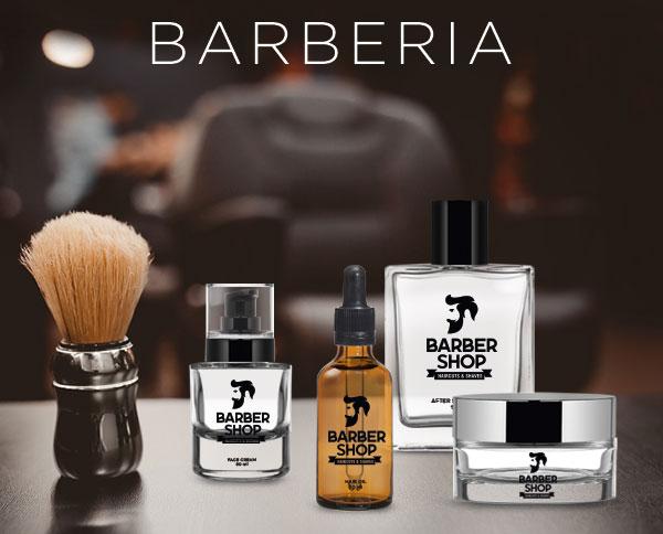 linea cosmetica barberia