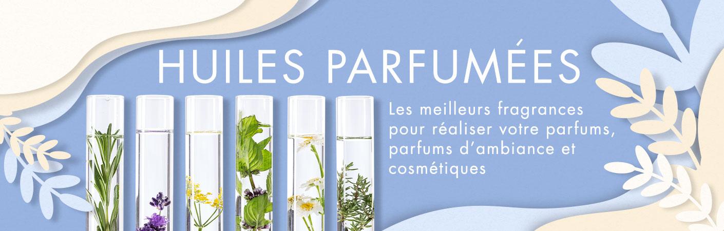 Huiles parfumées Stocksmetic