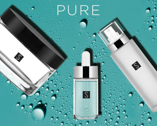linea cosmetica Pure