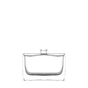 Flacone Rectangular 100 ml fea 15 vetro trasparente