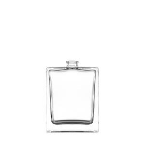 Flacone Victor 100  ml fea 15 vetro trasparente