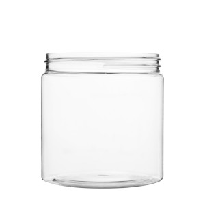 Vaso in plastica 500ml Round 89/400