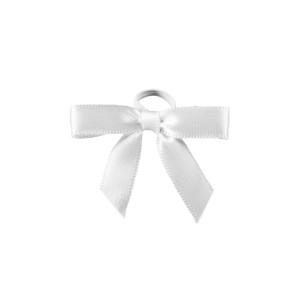 Fiocco Trendy Bianco Raso