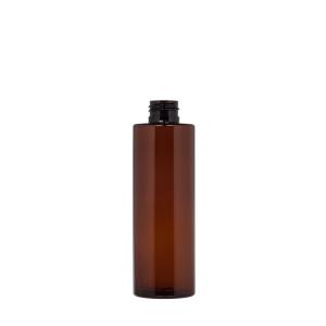 Flacone New Pure 200 ML 24/410 green r-PET ambra