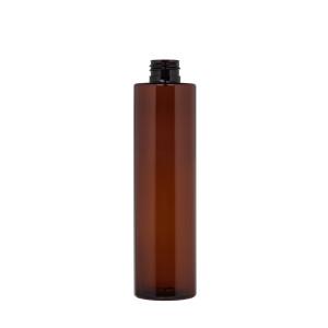 Flacone New Pure 250 ML 24/410 green r-PET ambra