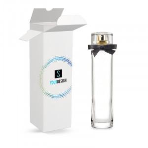 Box for Flacone Cilindro 50ML vetro