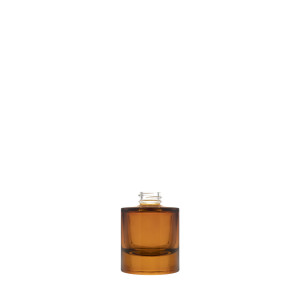 Heavy Bottle 30ML 20/400  amber semi-transparent