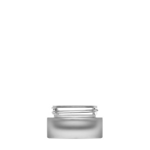 Luxe Jar 15 ml 45/400 frosted glass