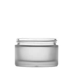 Pure glass Jar 200ML 89/400  frosted