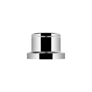 Low Step ring glossy silver