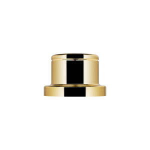 Low Step ring glossy gold