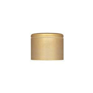 High Gorge Ring matt gold