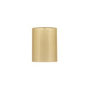 Alu Cap matt gold