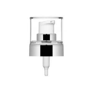 Ice Cream Pump 20/400 silver UV + Cover