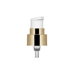 Smarty Pump 20/400 White + Collar Met Gold