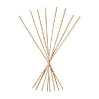 Set 8 natural Sticks for Home fragrance glass bottles