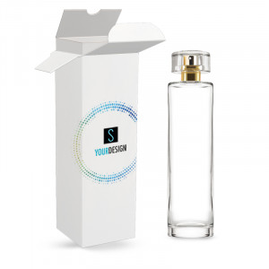 Box for Cilindro bottle 100ml/3.38oz glass